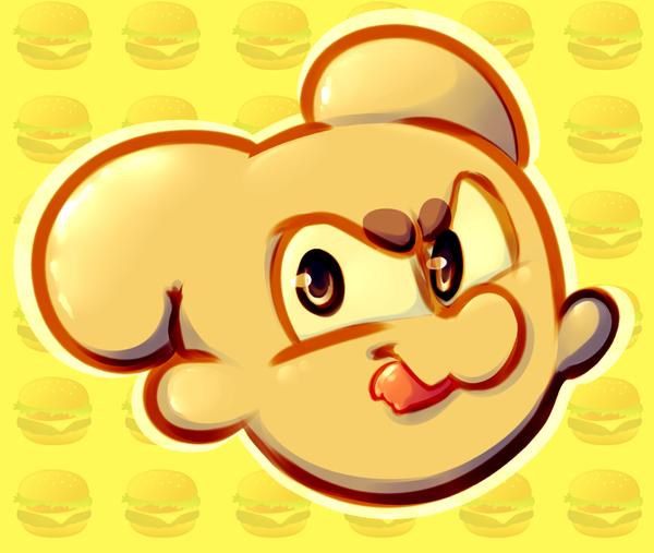 burger boy by 8skip