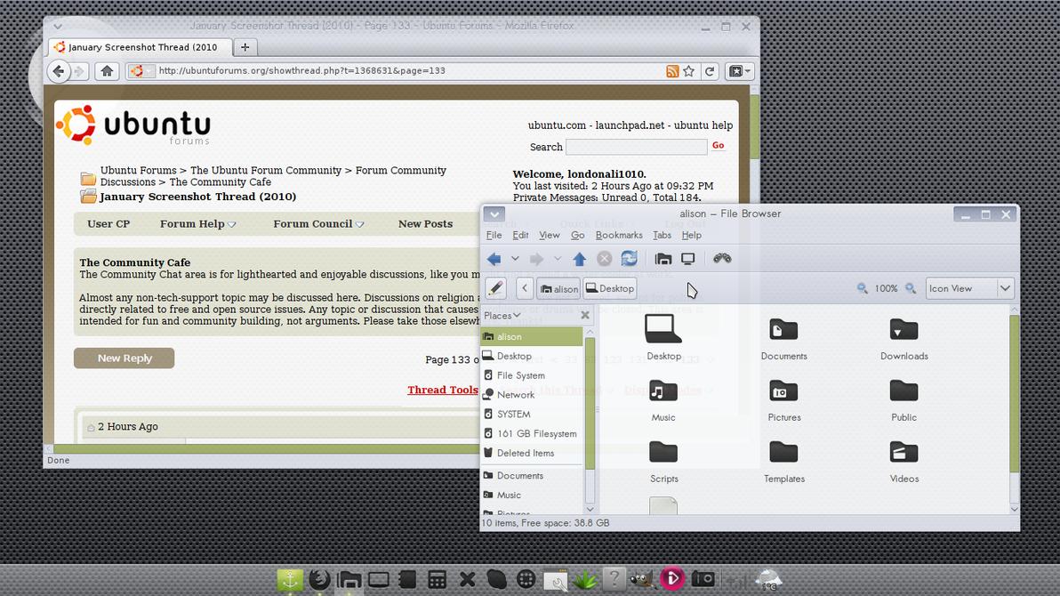 Desktop Screenshot 231001 by londonali1010