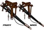 Sword Belt design