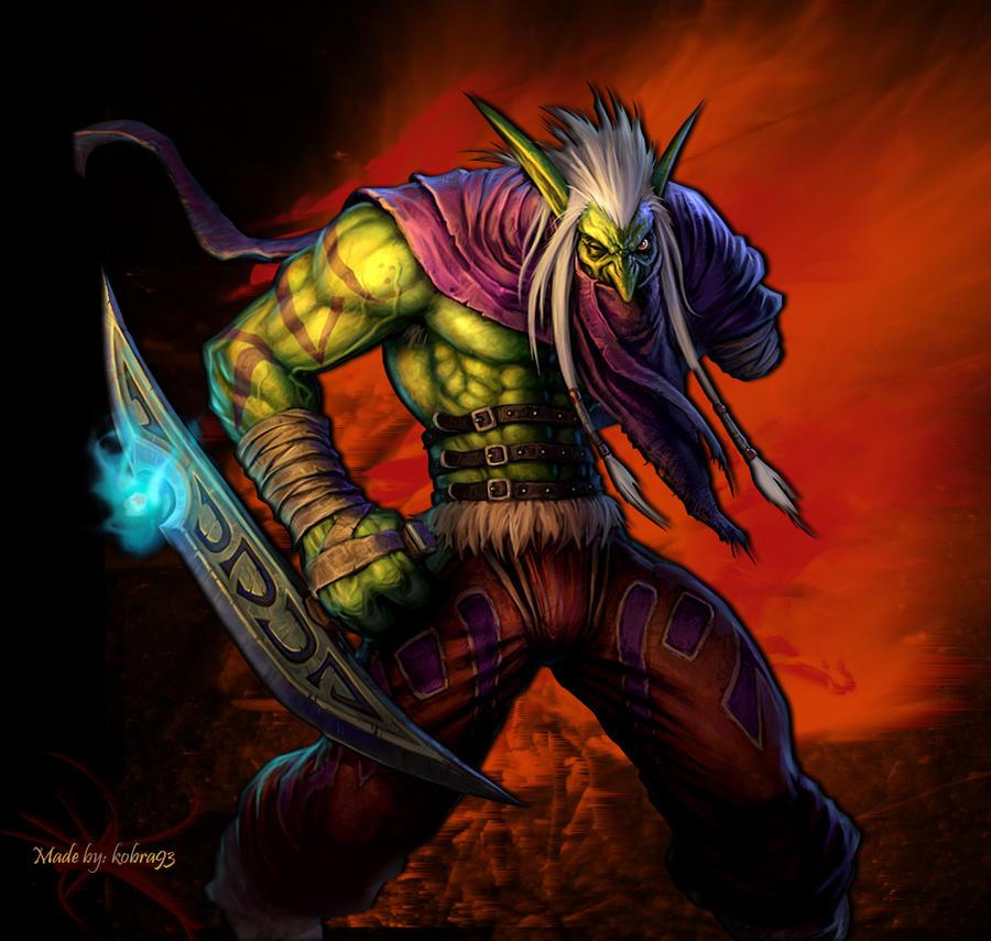Troll Warlord by kobra93 on DeviantArt