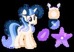 MLP FiA: Starbright Diana Sparkle [New Bio]