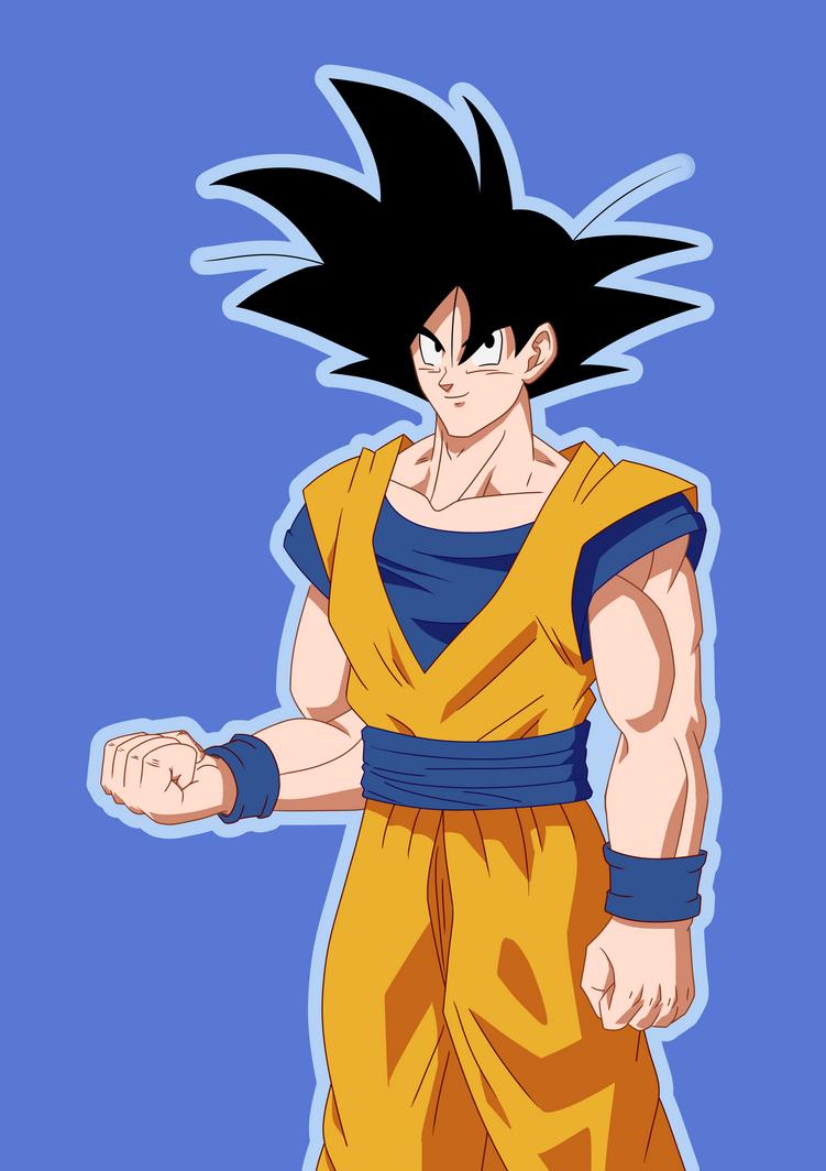 Goku by nobody661