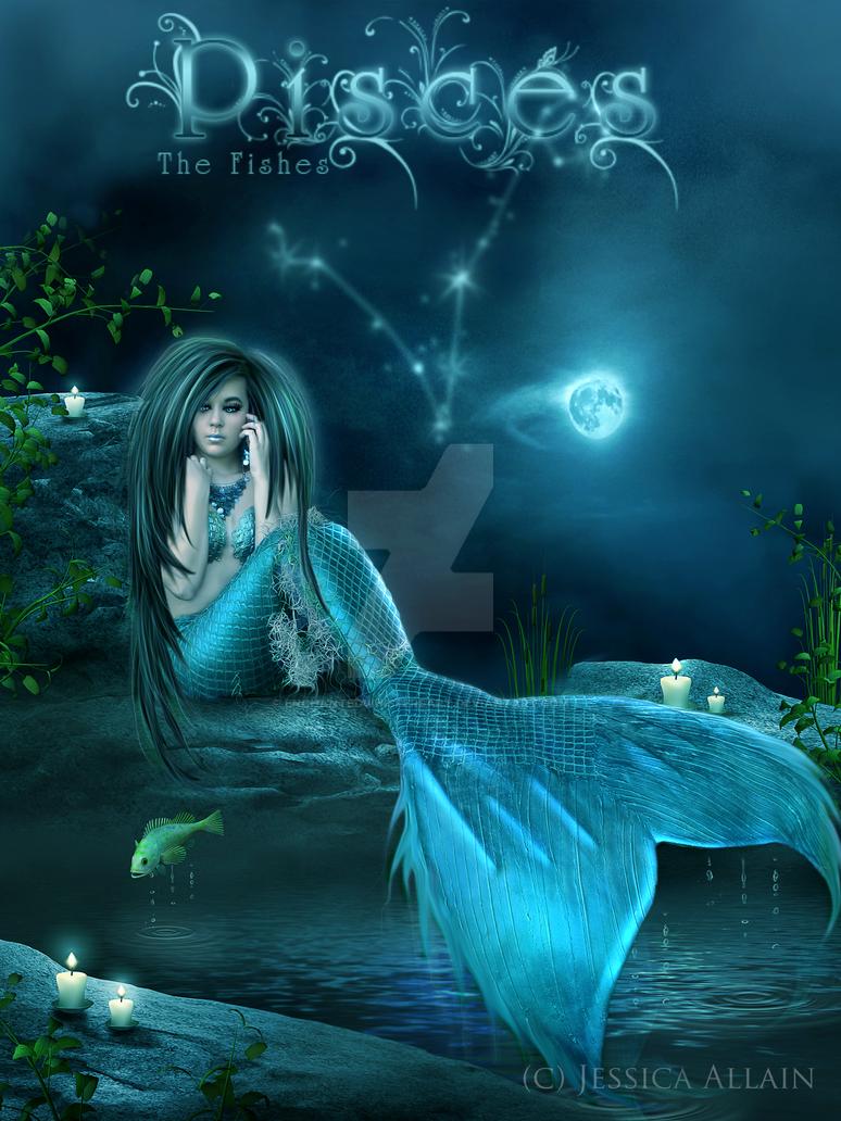 Pisces By EnchantedWhispersArt On DeviantArt