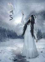 Purity by EnchantedWhispersArt