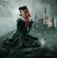 Silence by EnchantedWhispersArt