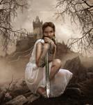 The Princess by EnchantedWhispersArt