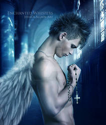 Tears of an Angel by EnchantedWhispersArt