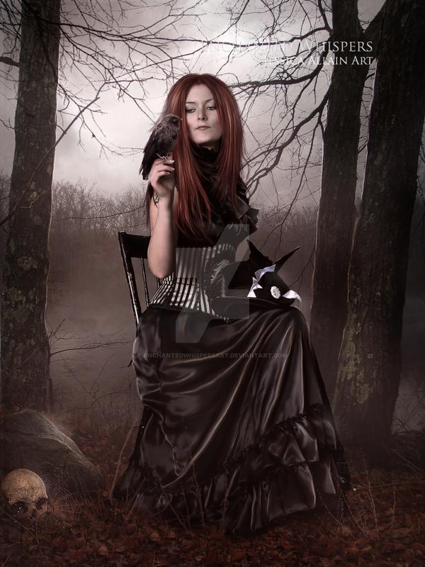 My Heart Weeps by EnchantedWhispersArt