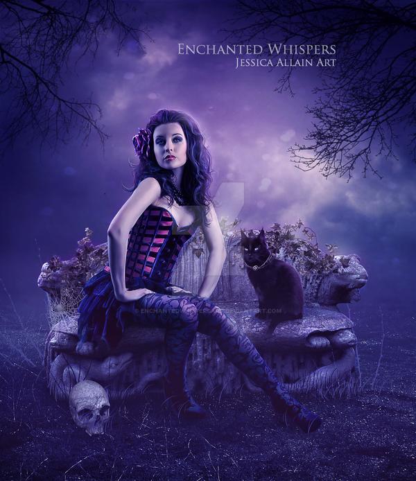 Dark Dreams by EnchantedWhispersArt