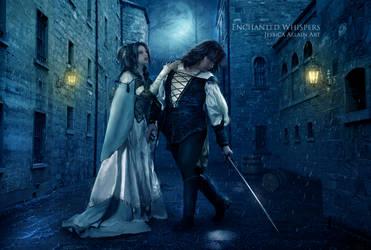My Fair Lady by EnchantedWhispersArt