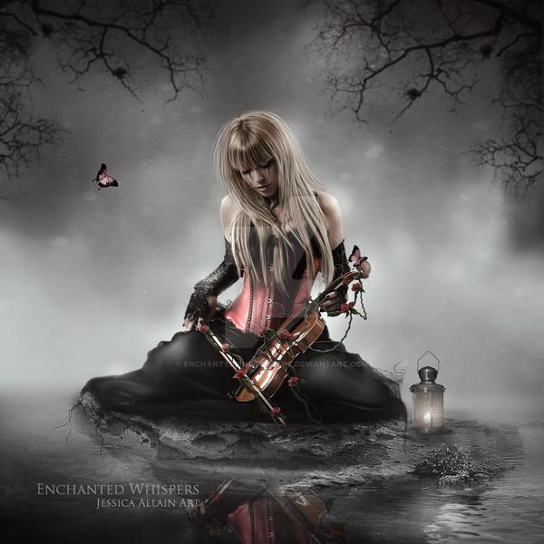 Melancholy by EnchantedWhispersArt on DeviantArt