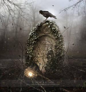 Rest In Peace by EnchantedWhispersArt