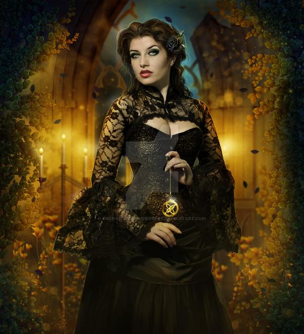 La Esmeralda by EnchantedWhispersArt