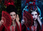 The Countess Before and After