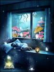 Fairytales by EnchantedWhispersArt