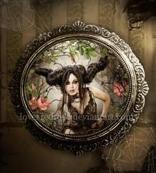 Framed by EnchantedWhispersArt