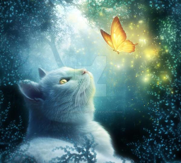 Magical Meeting by EnchantedWhispersArt