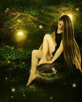 Majestic Forest by EnchantedWhispersArt