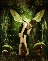 Musical Fae by EnchantedWhispersArt