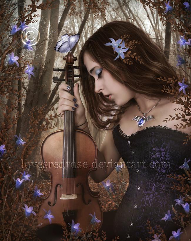 Sad Soul by EnchantedWhispersArt