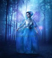 Fairy-Godmother by EnchantedWhispersArt