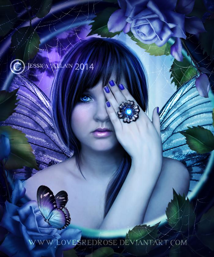 Hide by EnchantedWhispersArt