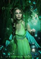 Magical-Woods by EnchantedWhispersArt