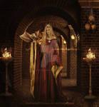 Cersei by EnchantedWhispersArt