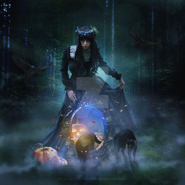 Smoke-and-Mirrors by EnchantedWhispersArt