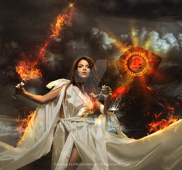 Libra by EnchantedWhispersArt