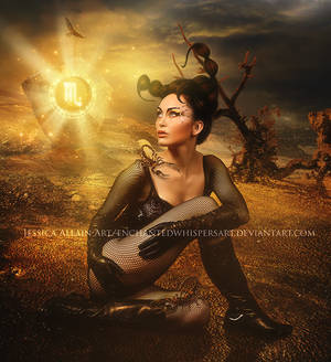 Scorpio by EnchantedWhispersArt