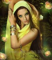 Enchantress by EnchantedWhispersArt