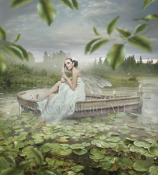 Days-Of-Solitude by EnchantedWhispersArt