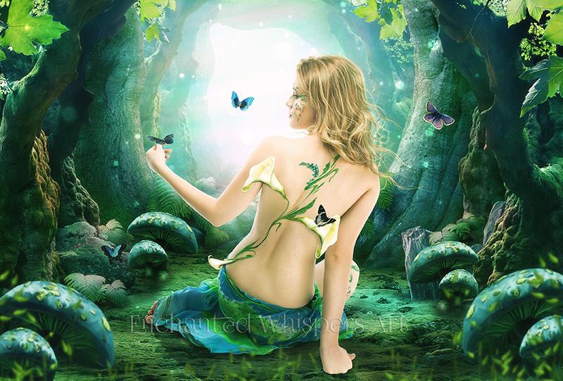 Feel the Magic by EnchantedWhispersArt