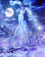 Winter-Whispers by EnchantedWhispersArt