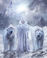 Winter-Majesty by EnchantedWhispersArt