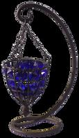 Blue Lantern cut out by EnchantedWhispersArt