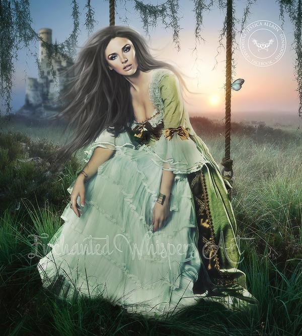 Abigail by EnchantedWhispersArt