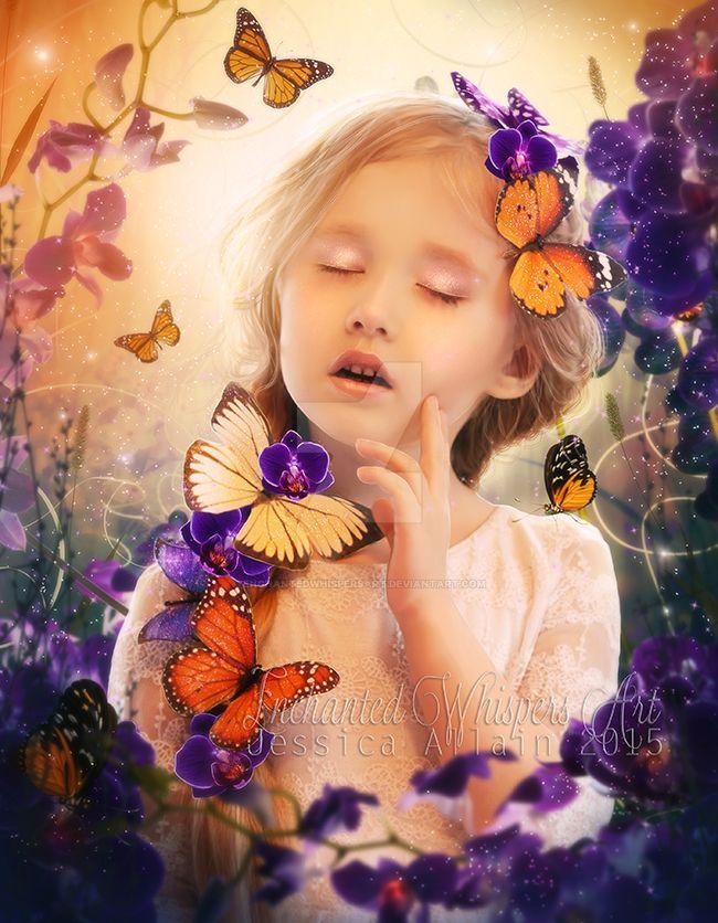 Magic In The Air by EnchantedWhispersArt