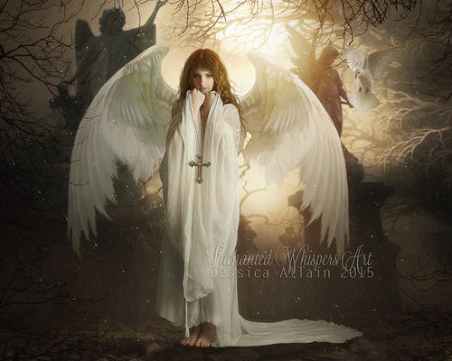 Cemetery-Angel