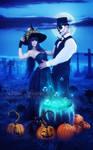 Halloween-Couple