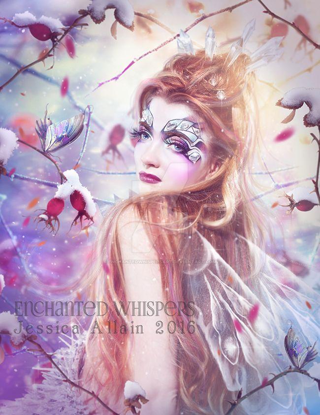 Crystal by EnchantedWhispersArt