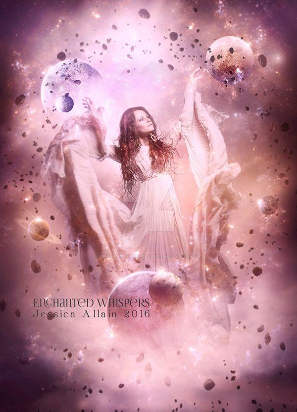 Solar-Goddess by EnchantedWhispersArt