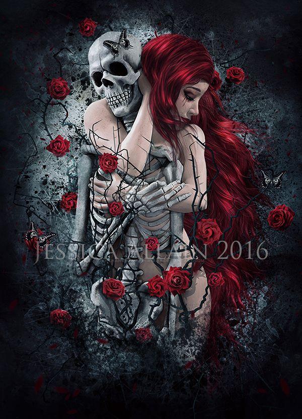 Until-My-Last-Breath by EnchantedWhispersArt