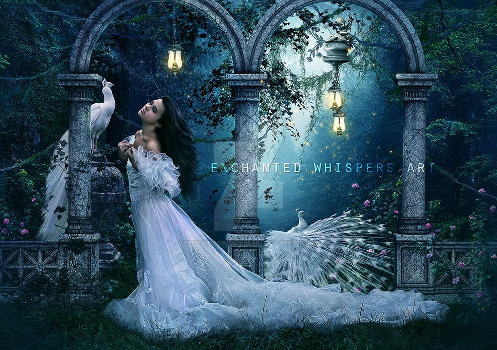 Secret-Garden by EnchantedWhispersArt