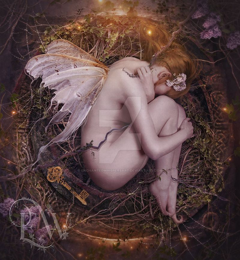 Realm of the Fae by EnchantedWhispersArt