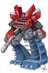 Mack Classic Optimus Prime by ElDoctorGoredealer