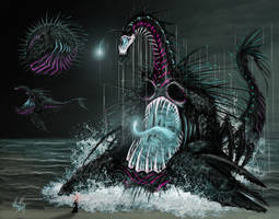 Blind Void Behemoth by ElDoctorGoredealer