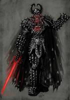Darth Vader by ElDoctorGoredealer