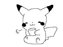 Pikachu by Pana-sule